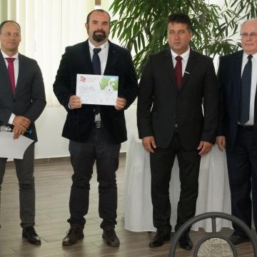 Termékdíj  a Magyar Növénytermesztés 2021. és Termékdíj a Magyar Állattenyésztésért 2021.
